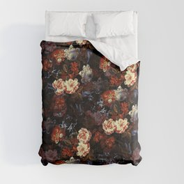 EXOTIC GARDEN - NIGHT XXIII Comforters