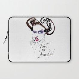 Paint Me Beautiful Laptop Sleeve