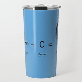 Man of Steel Equation Travel Mug