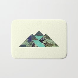 Mountain Lake Bath Mat
