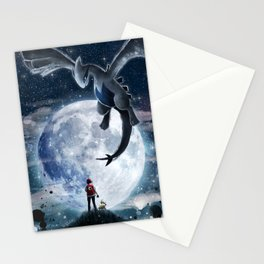 Legend of the moon Stationery Cards