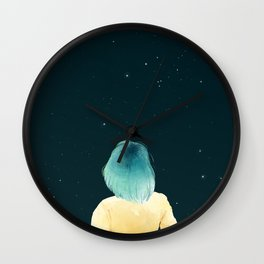 MSD Wall Clock