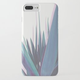 Holographic Leaves iPhone Case