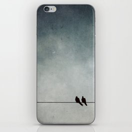 Mourning Doves  iPhone Skin