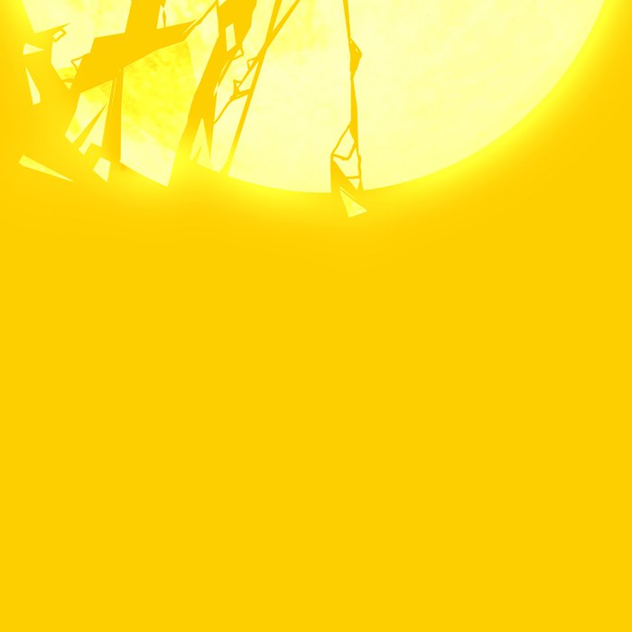 Broken Sun Leggings