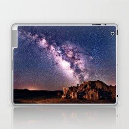 Bisti Badlands Night Sky Laptop & iPad Skin