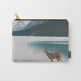 Bowman Lake Visitor Carry-All Pouch