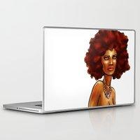 eevee Laptop & iPad Skins featuring Eevee by DANIELIN3D