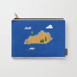 Kentucky Island Carry-All Pouch