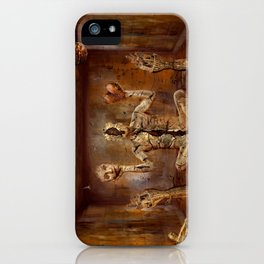Tiefer Prozess iPhone Case