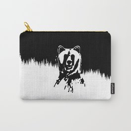 Bear Spirit Carry-All Pouch