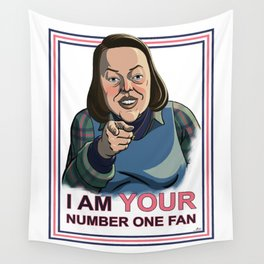 Misery Wall Tapestry
