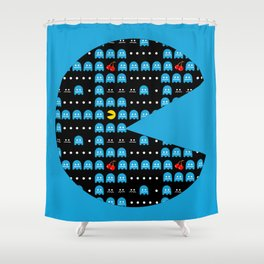 Pac Infinite Shower Curtain