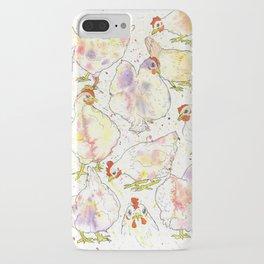 Chicks iPhone Case
