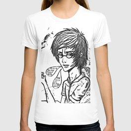 your a pothead harry T-shirt