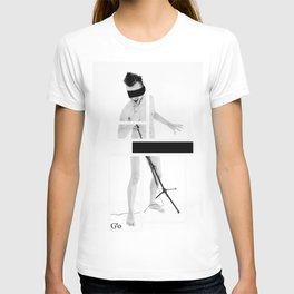 naked song T-shirt