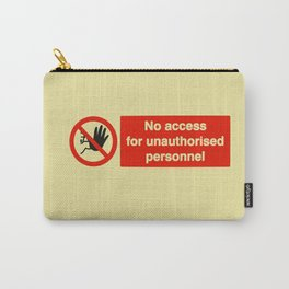 No Access Carry-All Pouch