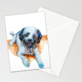 DOG#17 Stationery Cards