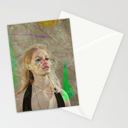 Woman N80 Stationery Cards