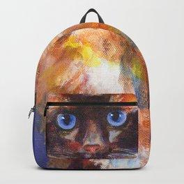 Beautiful Birman Backpack