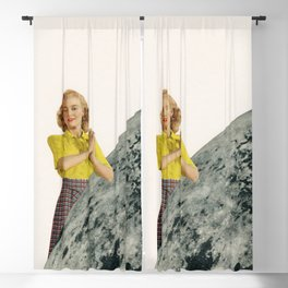 He Gave Her The Moon Blackout Curtain