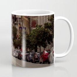 Lingering in San Francisco Coffee Mug