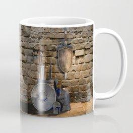 Medieval Weaponry Coffee Mug