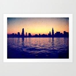 Chicago II Art Print