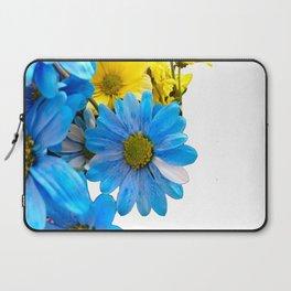 Faded Flowers Laptop Sleeve