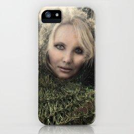 "VAMPLIFIED ""Absinthe Romance"" iPhone Case"