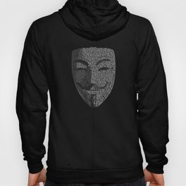 ...You May Call Me 'V' – So who's Anonymous? Hoody