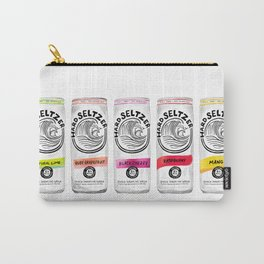 White Claw illustration Carry-All Pouch