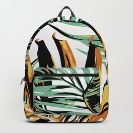 Colorful Tropical Backpack