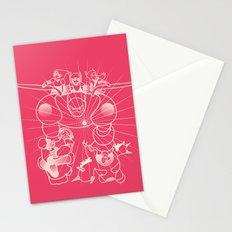 Flight BH6 Stationery Cards