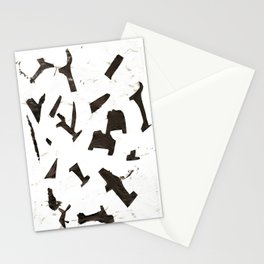Rock N' Ice Print Stationery Cards