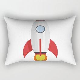 rocket Rectangular Pillow