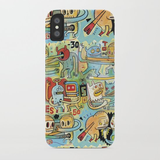 Training for days of sales/J-3 iPhone Case