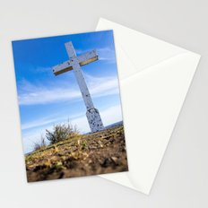 At the Cross Stationery Cards