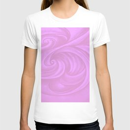 neon pink II T-shirt
