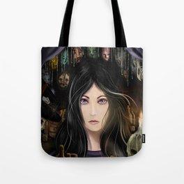 Grim Rising Tote Bag