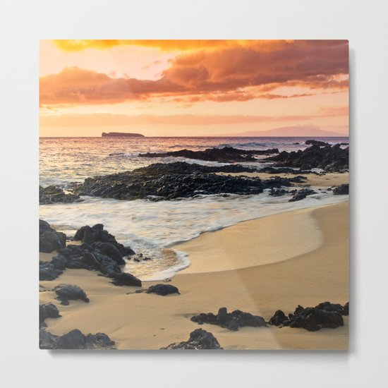 Paako Beach Dreams Metal Print