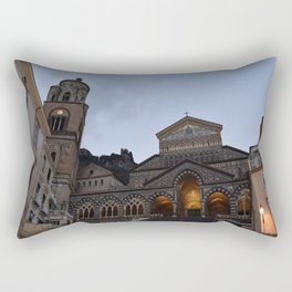 cattedrale di amalfi Rectangular Pillow