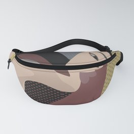 A red-haired woman9 Fanny Pack