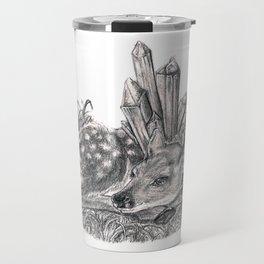 Crystal Fawn Travel Mug