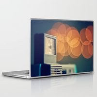flash Laptop & iPad Skins featuring Flash by Jon Damaschke