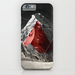 reborn iPhone Case