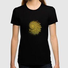 3D Fractal Seashell T-shirt