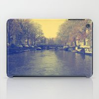 amsterdam iPad Cases featuring Amsterdam by Devin Stout