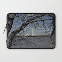 Through the Branches Laptop Sleeve
