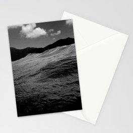 mare nero Stationery Cards